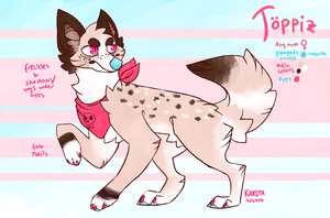 fake REF. Toppiz 2014 by Karoopa