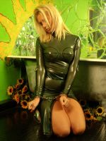 Green on Green by kinkystyle