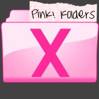 Pink System Folder Set by TheGreyMatter5050