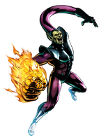 Super Skrull by geos9104