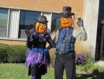 Gourdon and Zuccia Pumpkinhead 2015 - 3 by Windthin