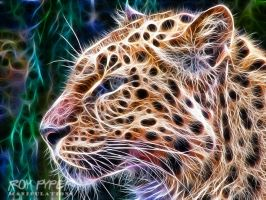 Leopard: Fractalius Re-Edit by nerdboy69