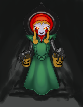 trick or treat! by my-new-account