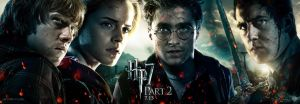 HP7 part 2 - banner by AndrewSS7
