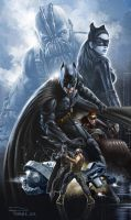 The Dark Knight Rises by madadman