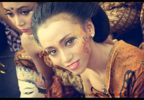 Javanese Angel by lovesignal