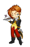 Barry Chibi by Celestialess
