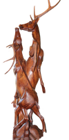 Wood Carving 2 png by mysticmorning