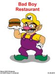 Wario is Bad Boy by TheRealSneakers