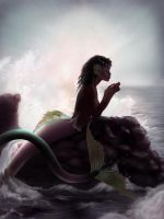 sirene sous le soleil by mytiko-chan-is-back