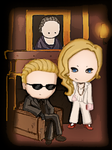 The Wesker Painting by FearTheOverseer
