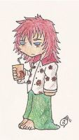 Marluxia...in the morning by NarcolepticPenguin