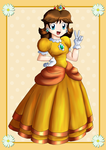 Princess Daisy :3 by Hero-of-Awesome
