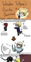 [K] Totsuka's Guide to Survival [COMIC] by CorenB