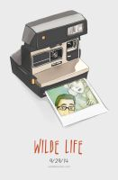 Wilde Life - Polaroid Camera by Lepas