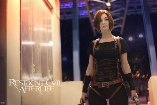 Alice - Resident Evil Afterlife 02 by JMJ83