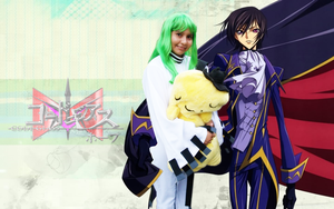 CC Holly-Zero Lelouch by HollyMotto