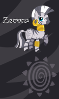 Zecora Win7 Phone BG by TecknoJock