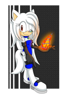 AT: FireShuffler by nakklesart
