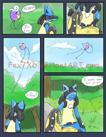 Blue Moon Jazz Page 15 by Fox7XD
