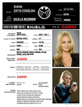 S.H.I.E.L.D. Personnel Files by Dead-Jilly