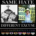 Same Hate - Different Excuse by lovemystarfire