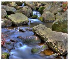 Padley Gorge Derbyshire by mzkate