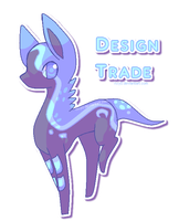 Design Trade :Jahpan: 1/3 by StrawberrySplatters