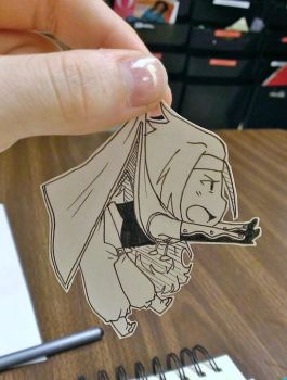 Zelos Paper Doll by banANNU