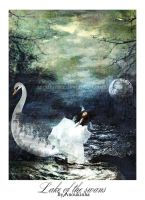 Lake of the swans by Anoukinha