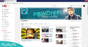 Pewds Banner 3 by ipownedya