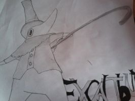 Excalibur from Soul Eater by Sa-chan2000
