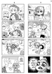MLP 4koma plus 6 by shepherd0821