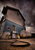 Old Fuel II by Mizth