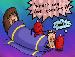 Operation Cookie by Lord-Reckless