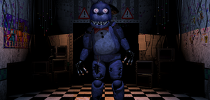 ..:Not So Withered Bonnie:.. by lllRafaelyay