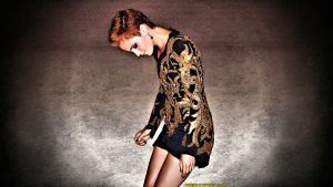 Emma Watson Golden by Dave-Daring