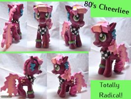 80's Cheerilee Sculpt by CadmiumCrab