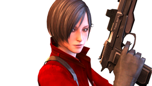 Render test Ada Wong RE6 by mr-juanky