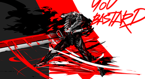 wrb Berserk Guts by arsenixc