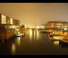 Hamburg at night 7 by omikron1989