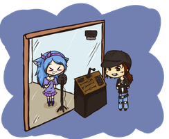 : Com : Dubbing time by GimmeHug
