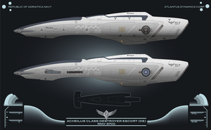 CoM Republic Acheilus Escort by Galen82