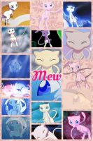 Mew by PrincessEmerald7