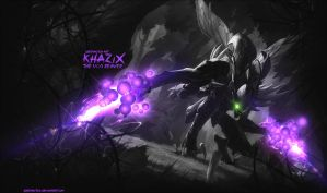 KhaZix The VoidReaver WALLPAPER by GreenMotion