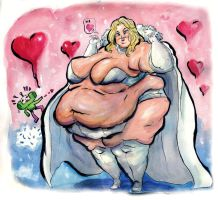 We Love Emma frost Damacy by TheAmericanDream