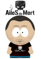 AileS de Mort in South Park by AilesdeMort