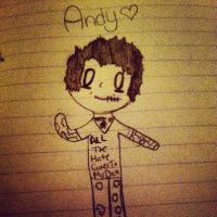 Mr. Biersack by AhoyFaytho