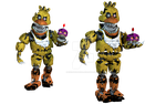 Nightmare Chica v3 | ThrPuppet by PuppetProductions