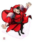 The grandmaster - M.Bison / Vega by Shadaloo1989